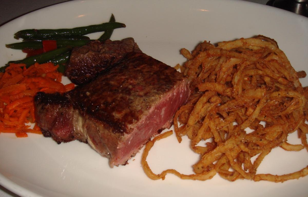 Tampaversary Part 1: Bern's SteakHouse