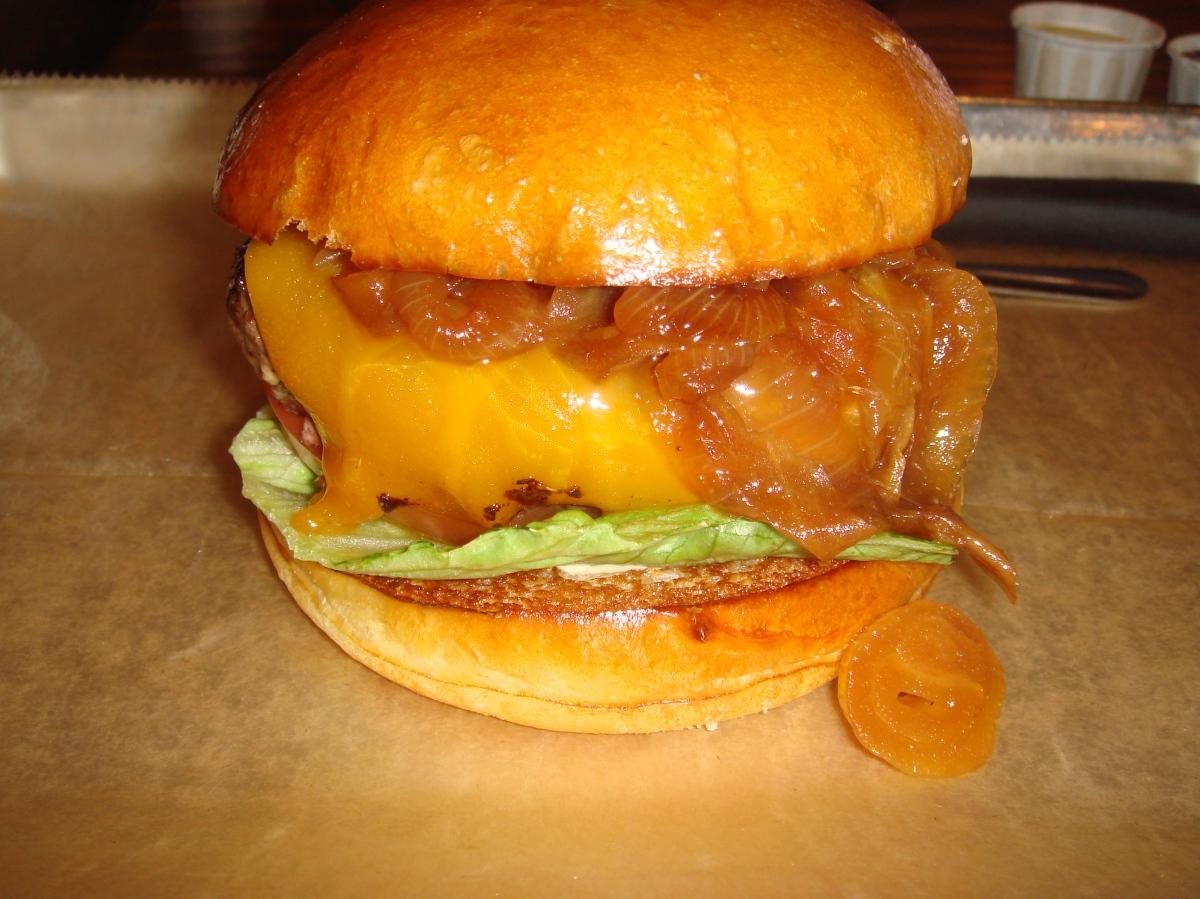 Chain Reactions: Hopdoddy BurgerBar