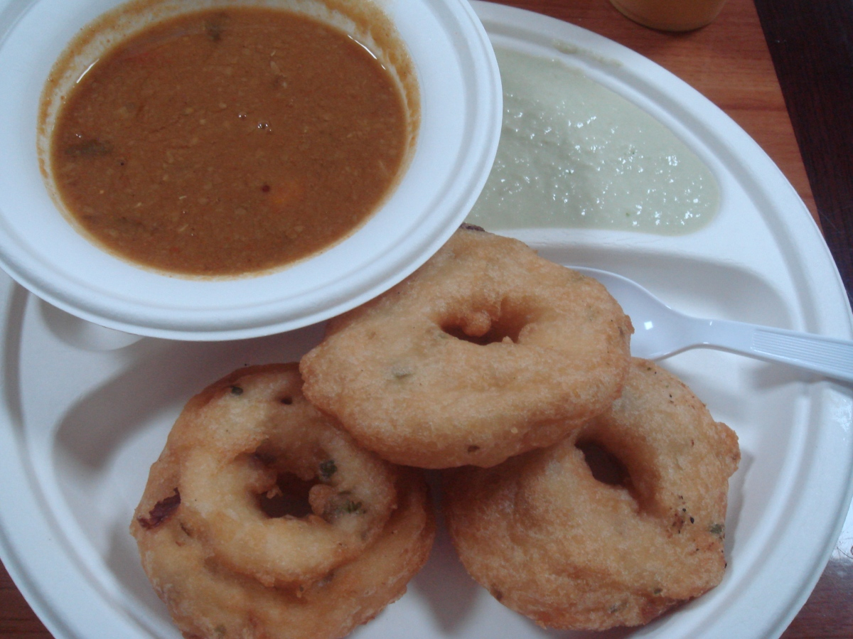 The Hindu Society of Central Florida Cafeteria