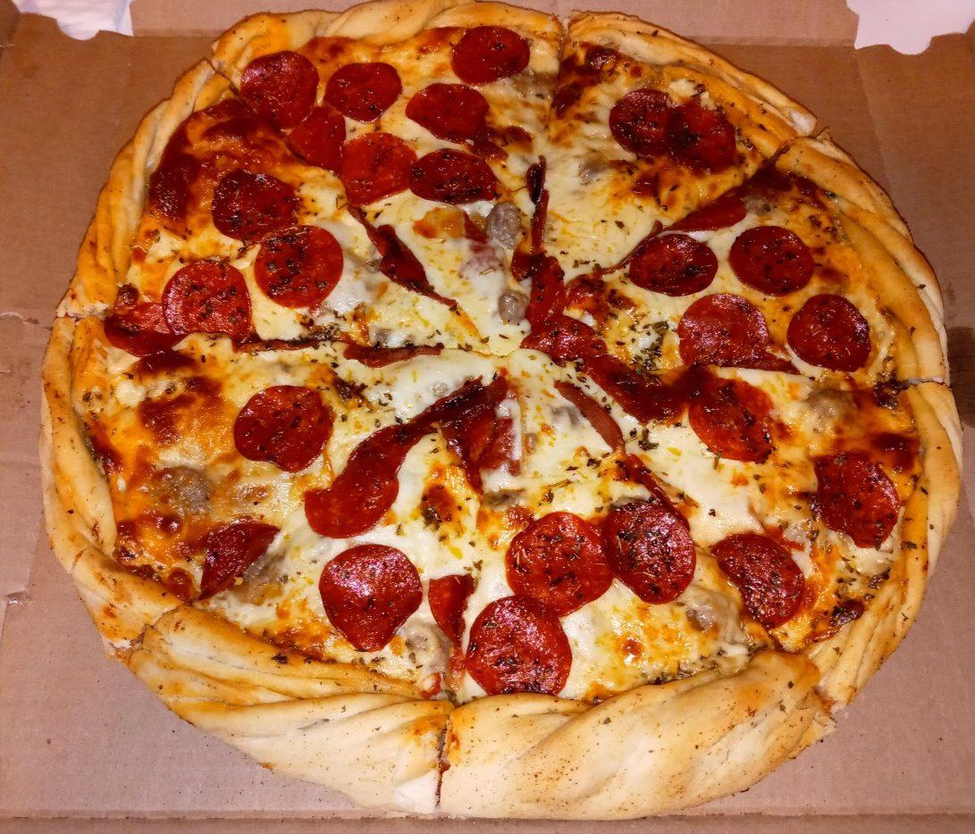 Brad's Underground Pizza
