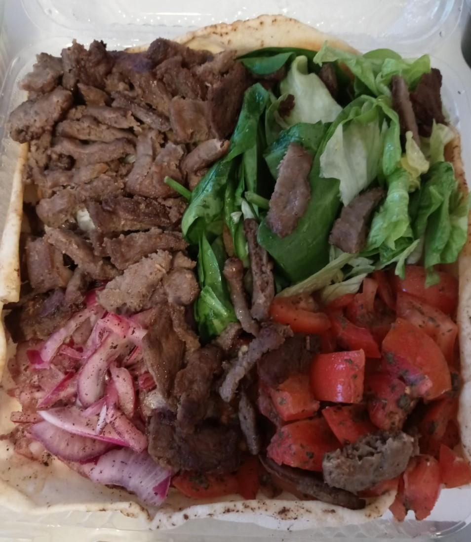 Mediterranean Street Food byShishCo