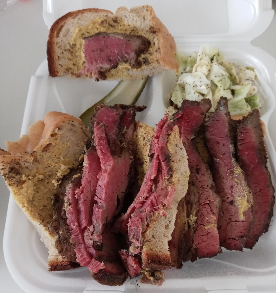 The Pastrami Project