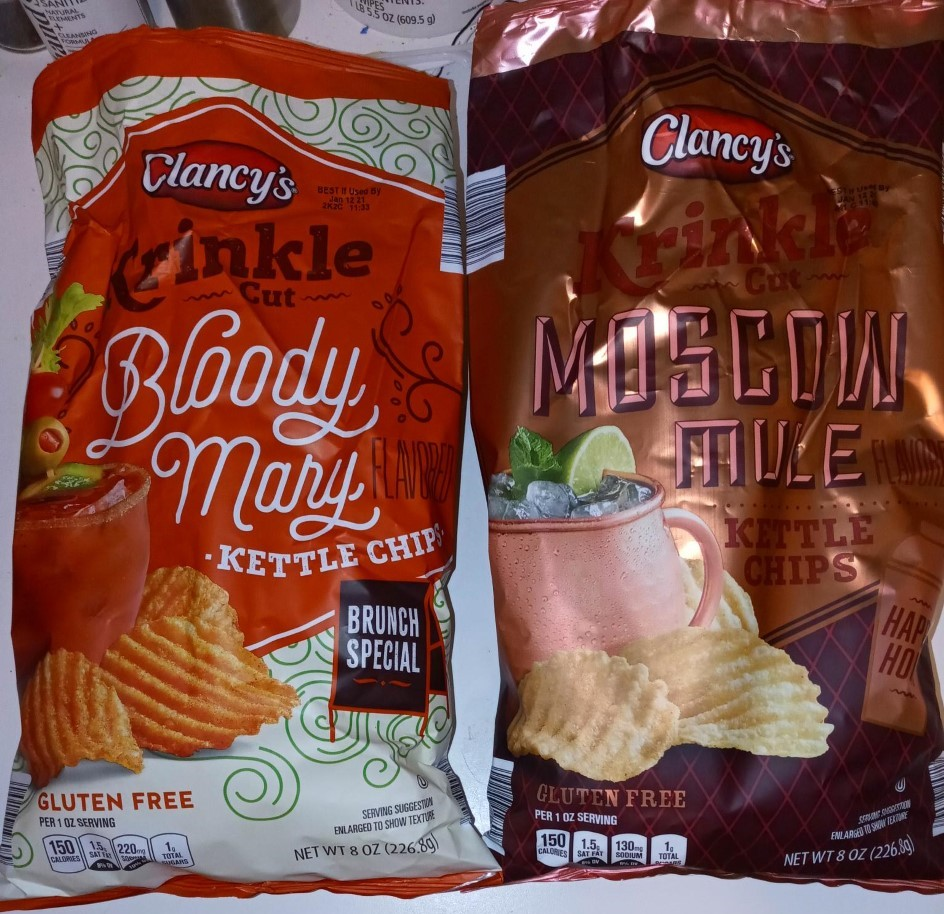 Tight Chips: New Aldi and Fresh Market potato chip flavors