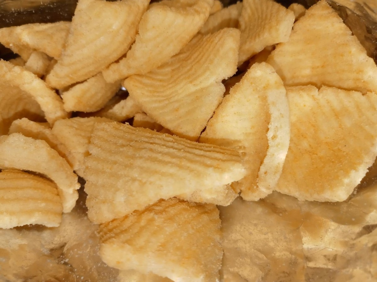 Tight Chips: Asian Potato Chips, Part 1: SavoryFlavors