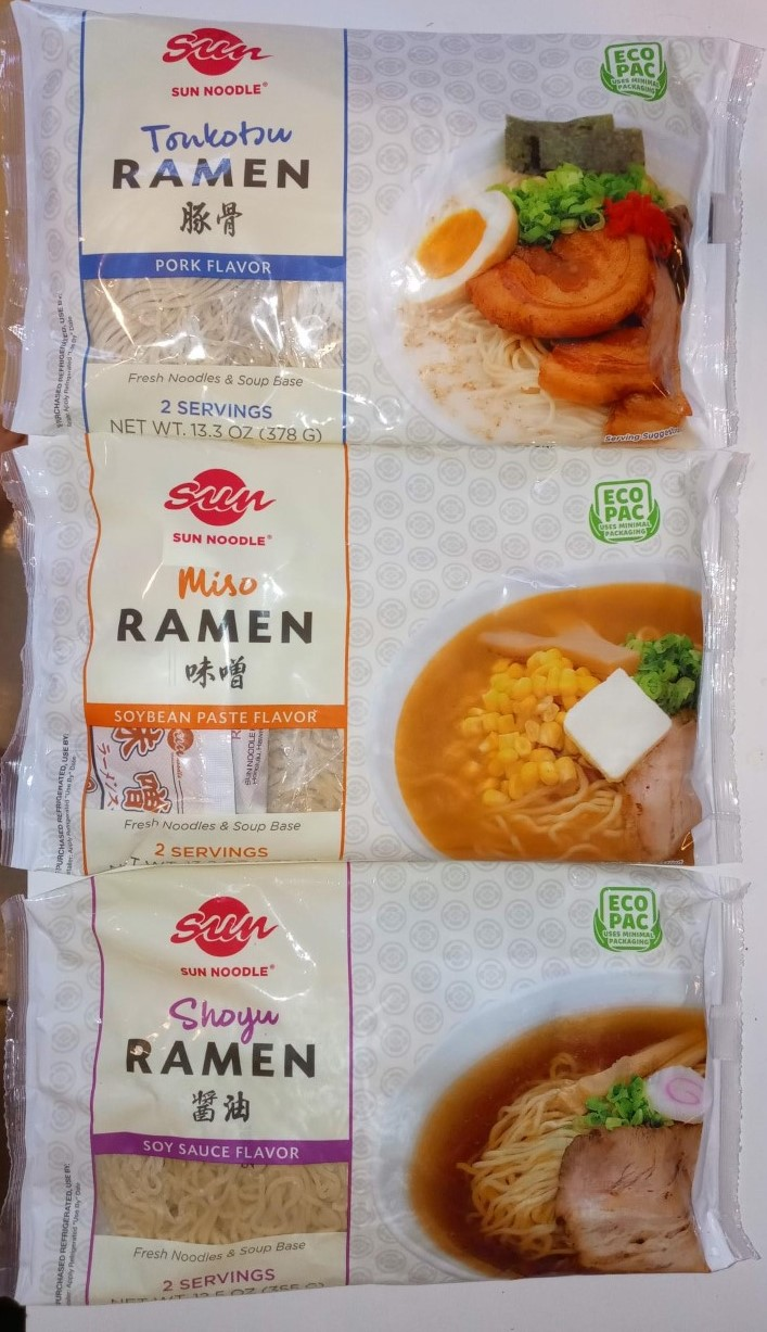 Grocery Grails: Sun Noodle fresh ramen kits